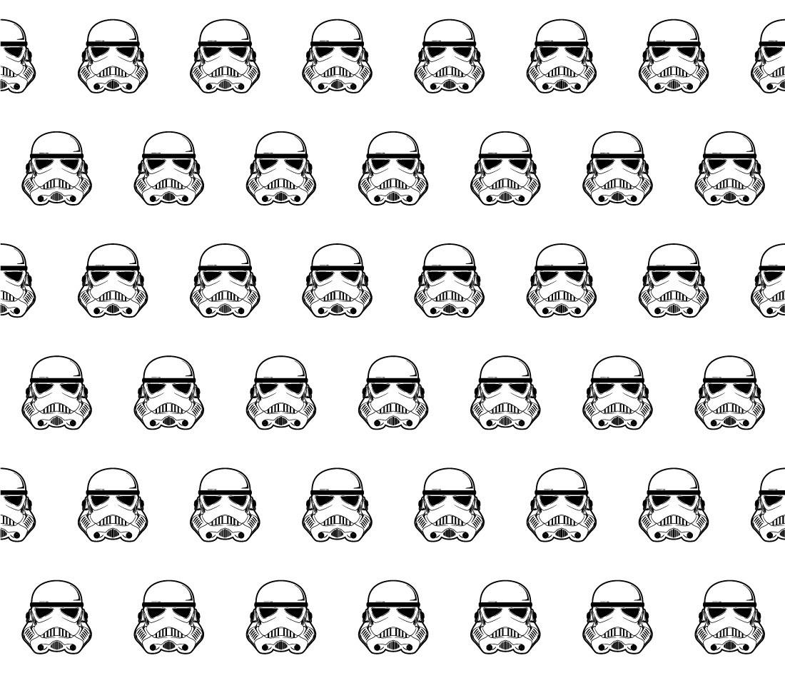 Papel de Parede Stormtrooper (Star Wars)