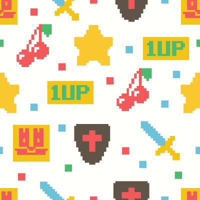 Papel de Parede Icons de Videogame