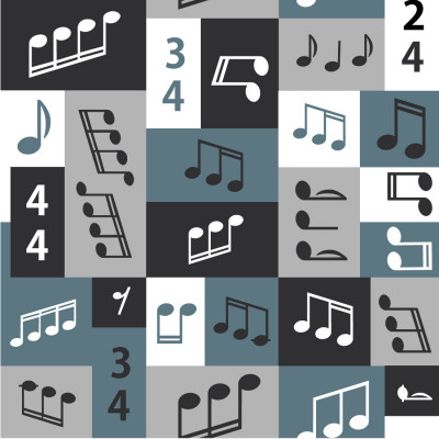 Papel de Parede Acordes Musicais