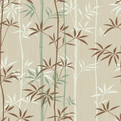 Papel de Parede Bambus Vintage