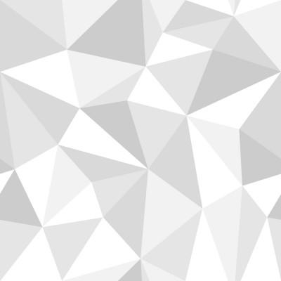 Papel de Parede 3D Polígono