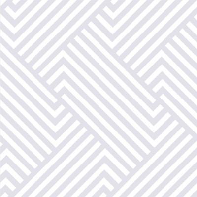 Papel de Parede Geométrico Entrelaçado Linhas