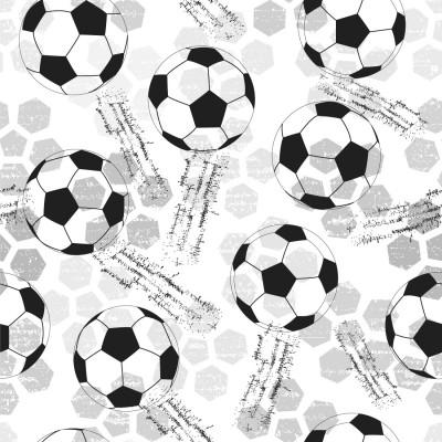 Papel de Parede Infantil de Futebol
