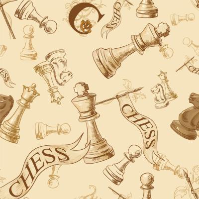 Papel de Parede Jogo de Xadrez
