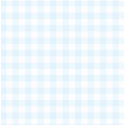 Papel de Parede Xadrez Azul Bebê