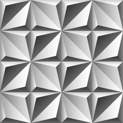 Papel de Parede Origami 3D