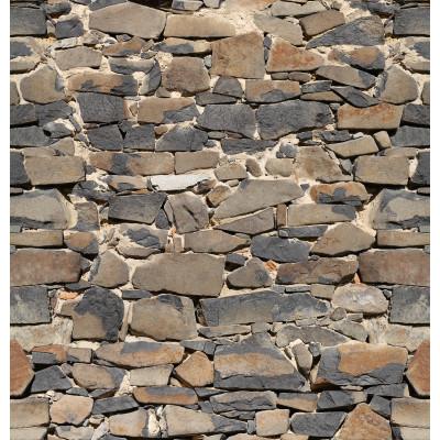 Papel de Parede Muro Canjiquinha (Pedras)